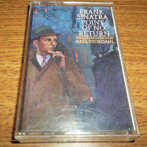 Frank Sinatra - Point Of No Return Cassette